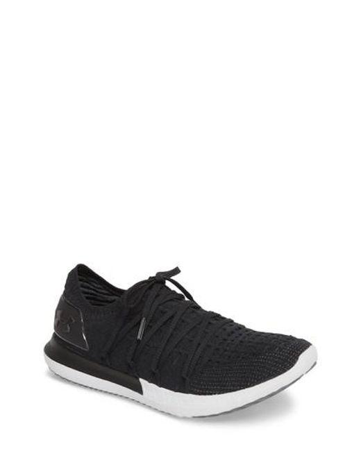 Under Armour - Black Speedform Slingshot 2 Sneaker for Men - Lyst
