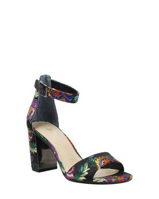 J Reneé Flaviana Block Heel Sandals