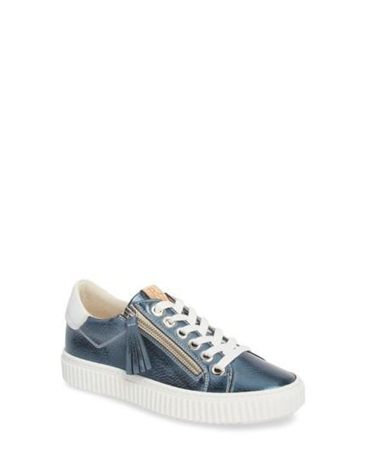 Ron White - Blue Posey Sneaker - Lyst