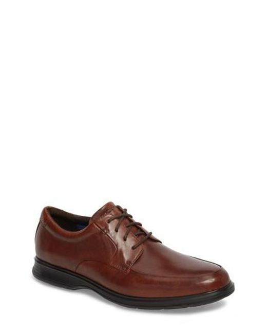 Rockport - Brown Dressports 2 Lite Apron Toe Derby for Men - Lyst