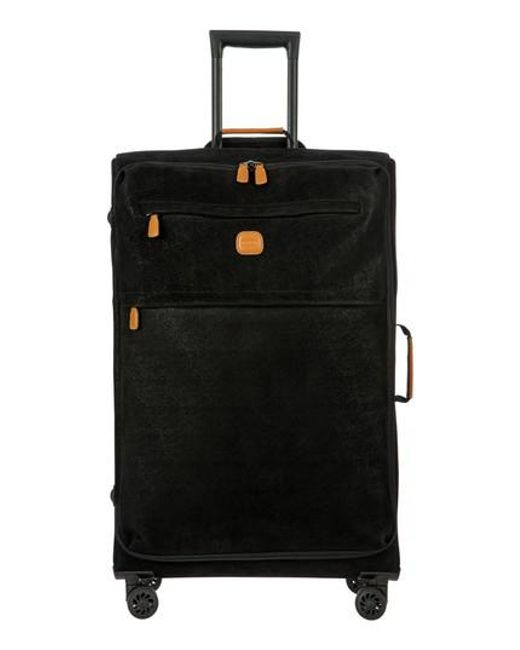Bric's - Black Life Collection 30-inch Wheeled Suitcase for Men - Lyst