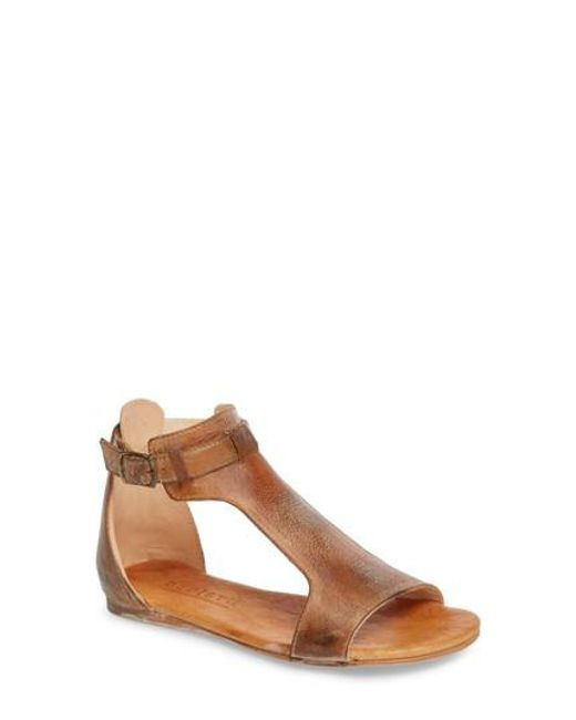 Bed Stu - Brown Sable Sandal - Lyst