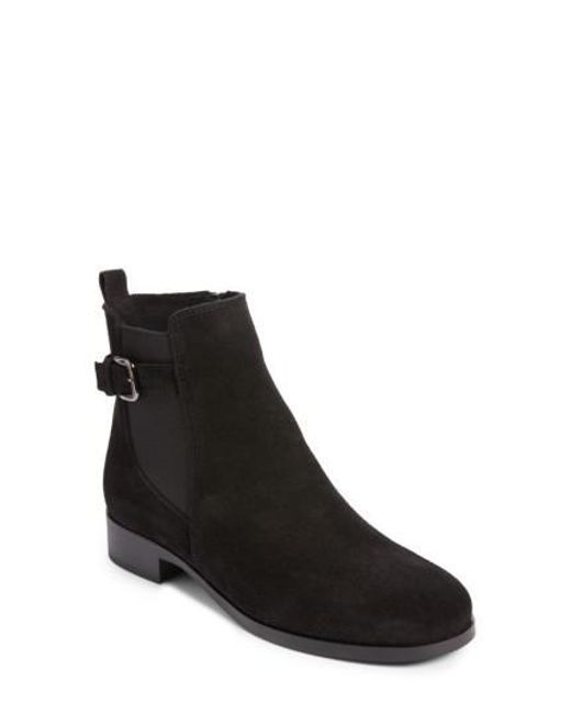 La Canadienne | Black Sterling Waterproof Bootie | Lyst