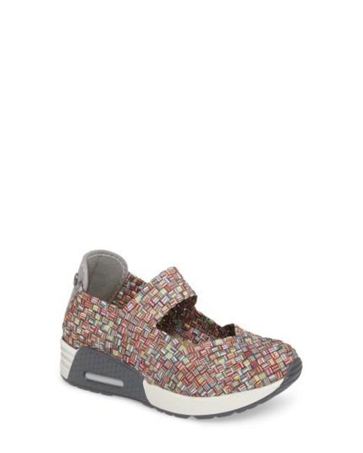Bernie Mev | Multicolor Best Charm Mary Jane Sneaker | Lyst