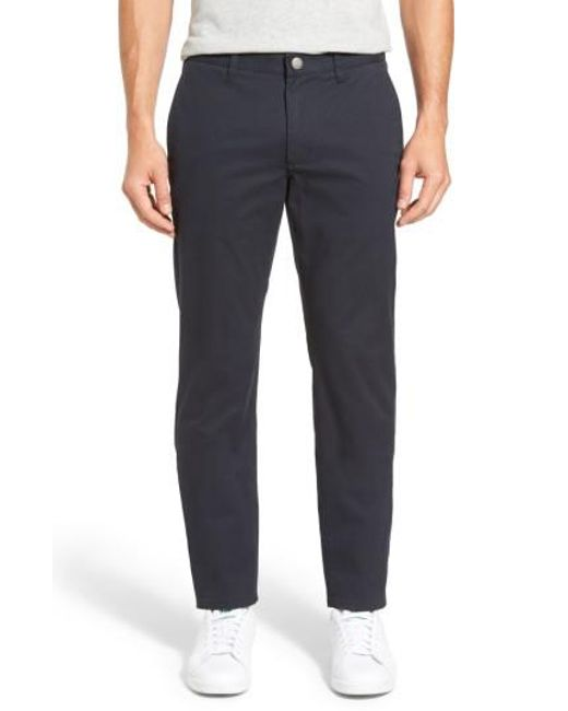 Bonobos | Blue Slim Fit Stretch Cotton Chinos for Men | Lyst