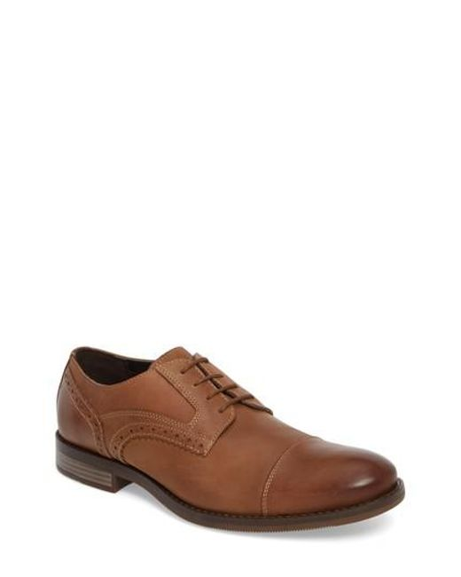 Rockport Men's Wynston Cap Toe Blucher QNKuR1cmu