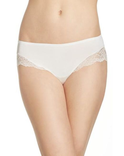 Le Mystere | Natural The Perfect 10 Tanga | Lyst