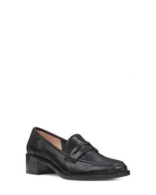 Nine West - Black Kimmy Penny Loafer - Lyst