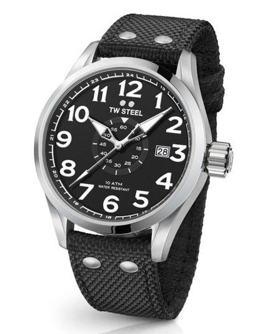 TW Steel | Metallic Volante Textile Strap Watch for Men | Lyst