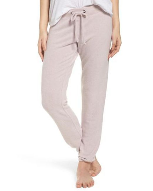 Make + Model | Pink Good Vibes Jogger Pants | Lyst