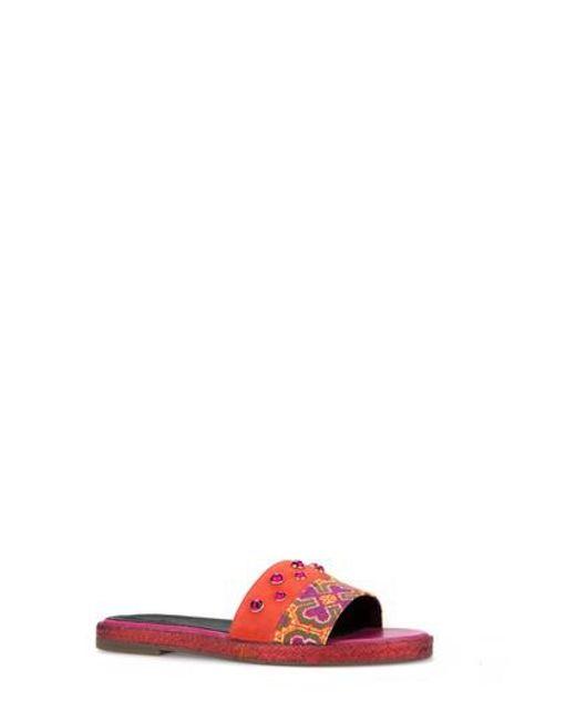 Geox - Multicolor Kolleen Slide Sandal - Lyst