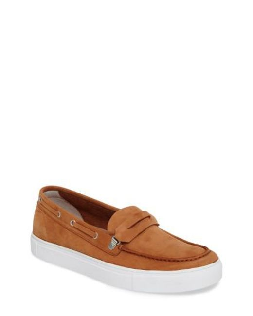 Blackstone | Brown Nm15 Loafer Sneaker for Men | Lyst