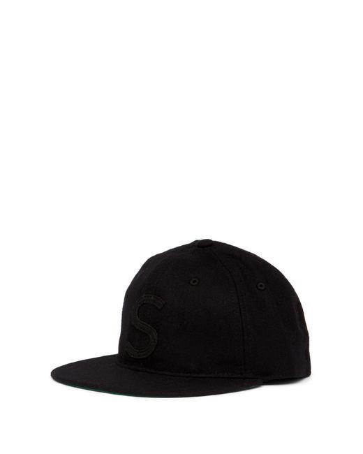 Saturdays NYC - Black Rich Tonal Hat for Men - Lyst