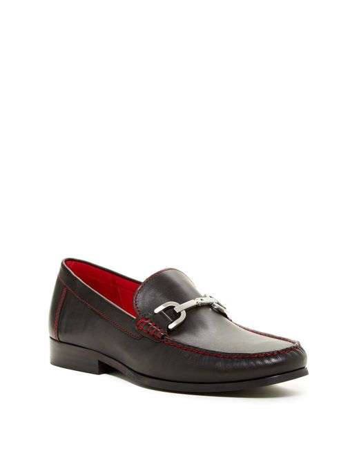 Donald J Pliner | Black Niles Loafer for Men | Lyst