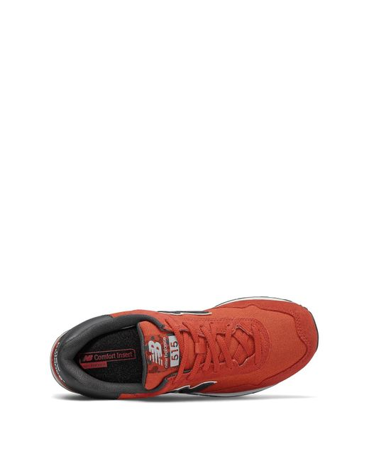 d05ca8c8973d7 ... New Balance - Red 515 Graphic Low Top Sneaker for Men - Lyst