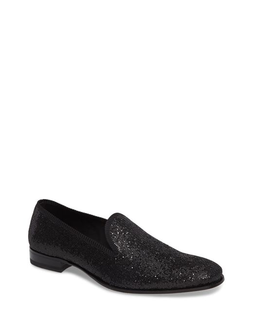 Mezlan - Black Matisse Venetian Loafer for Men - Lyst