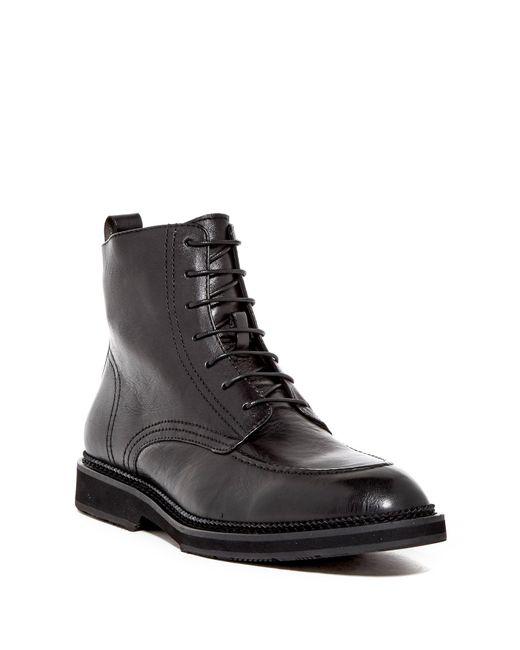 Zanzara - Black Gaddi Leather Boot for Men - Lyst