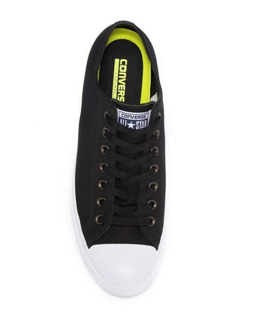 234946afe2a6 ... Converse - Black Chuck Taylor Ii Ox Sneaker for Men - Lyst ...