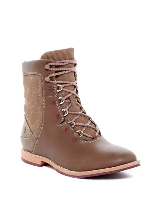 Ahnu | Brown Montara Boot | Lyst