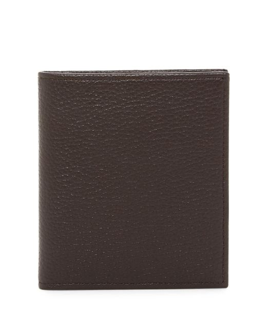 Boconi | Brown Compact Leather Wallet for Men | Lyst