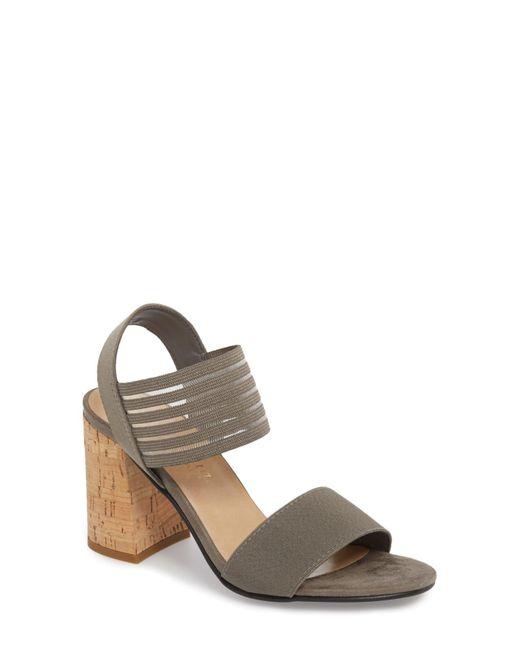 Bella Vita - Multicolor Dan Block Heel Sandal (women) - Lyst