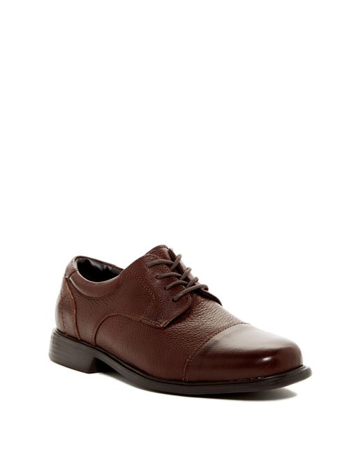 Florsheim | Brown Freedom Cap Toe Oxford - Extra Wide Width Available for Men | Lyst