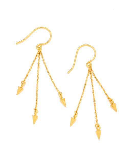 Gorjana   Metallic 'cersi' Drop Earrings   Lyst