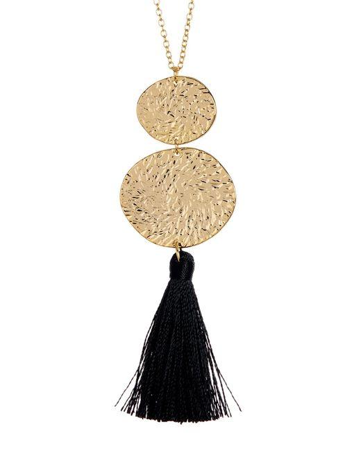 Gorjana | Metallic Phoenix Pendant Necklace | Lyst