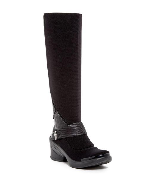 Bzees | Black Enchanted Tall Boot | Lyst