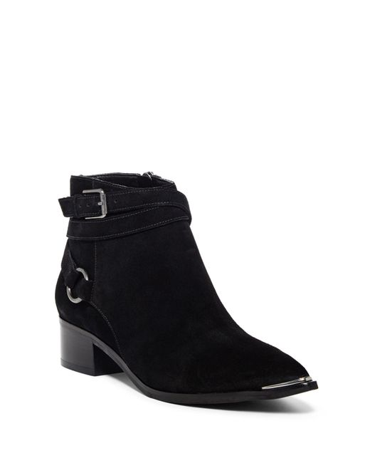 Marc Fisher - Black Yatina Bootie (women) - Lyst