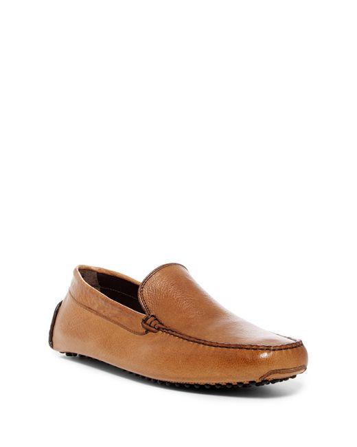 Gordon Rush | Brown Baker Leather Loafer for Men | Lyst