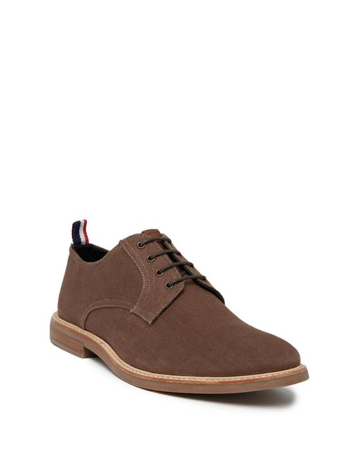 Ben Sherman - Brown Brent Fabric Dress Shoes for Men - Lyst
