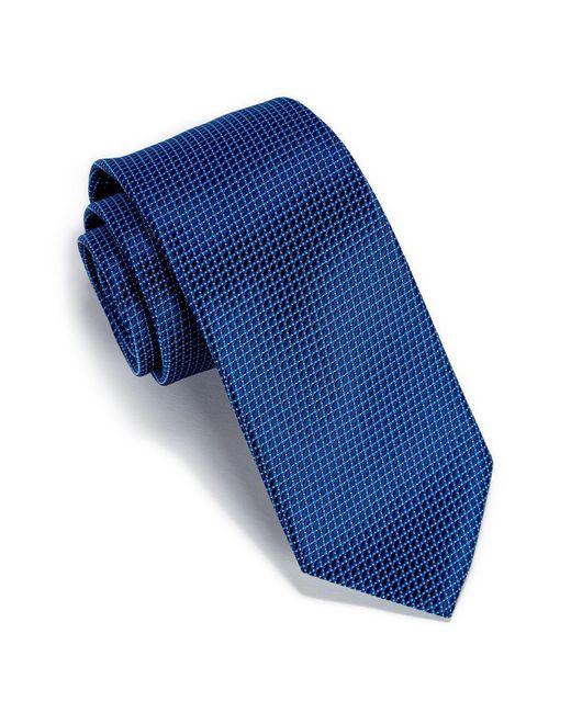 Perry Ellis - Blue Durand Mini Circle Tie for Men - Lyst