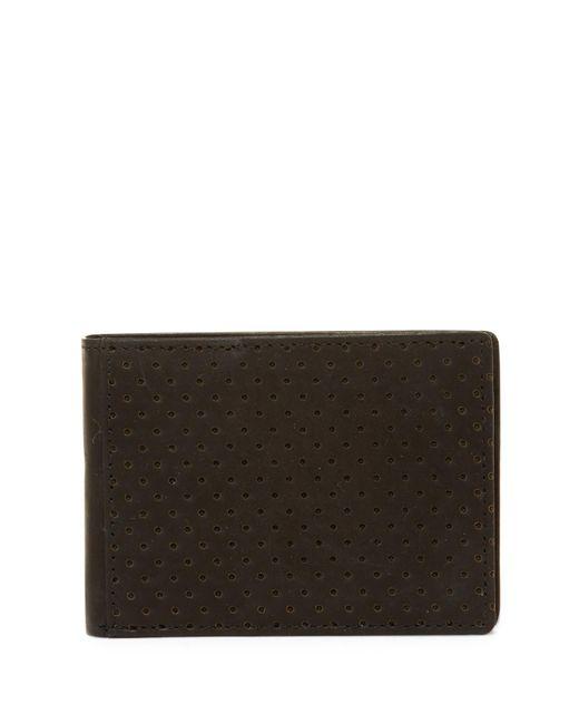 Buxton | Black Slimfold Wallet for Men | Lyst