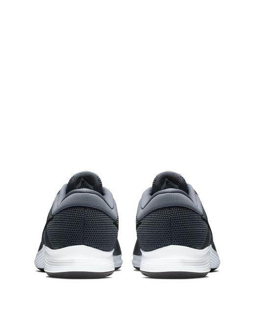 b0be26598e0 ... Nike - Gray Revolution 4 Running Shoe - Wide Width Available for Men -  Lyst ...