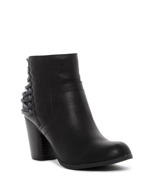 Madden Girl | Black Dramma Boot | Lyst