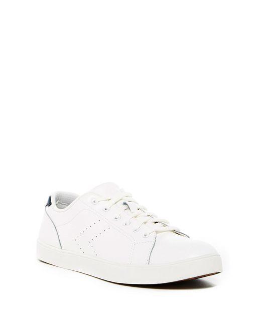 Dr. Scholls   White Madi Chevron Sneaker   Lyst