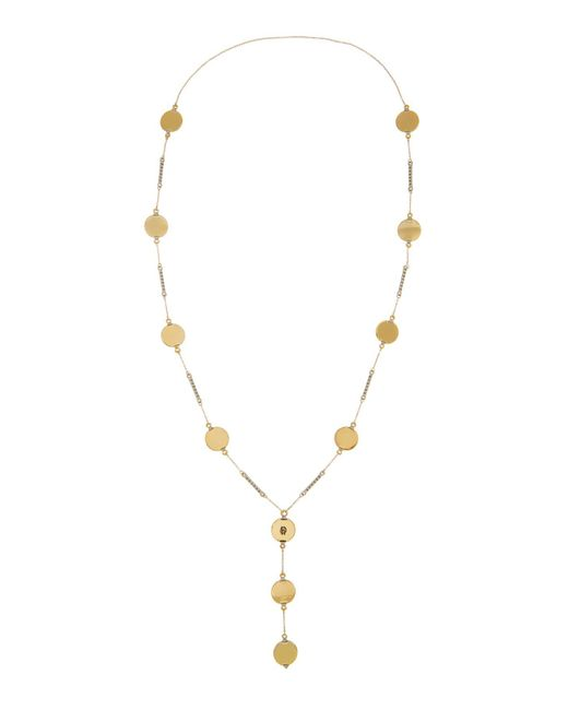 House of Harlow 1960 - Metallic Nuri Y Necklace - Lyst