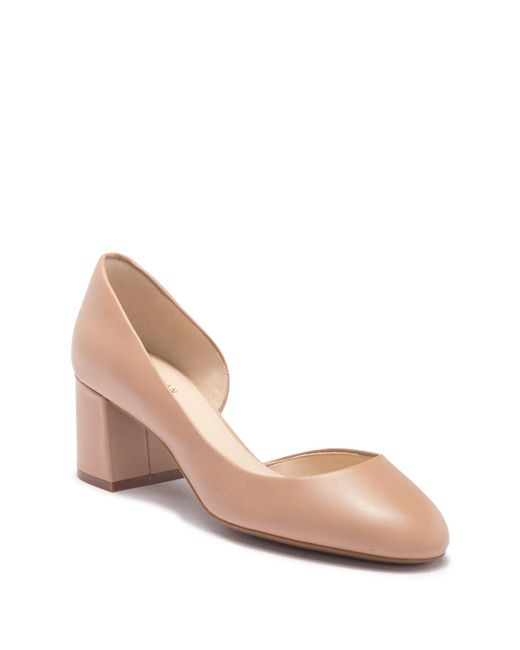 Cole Haan - Multicolor Daina Leather D'orsay Pump - Lyst