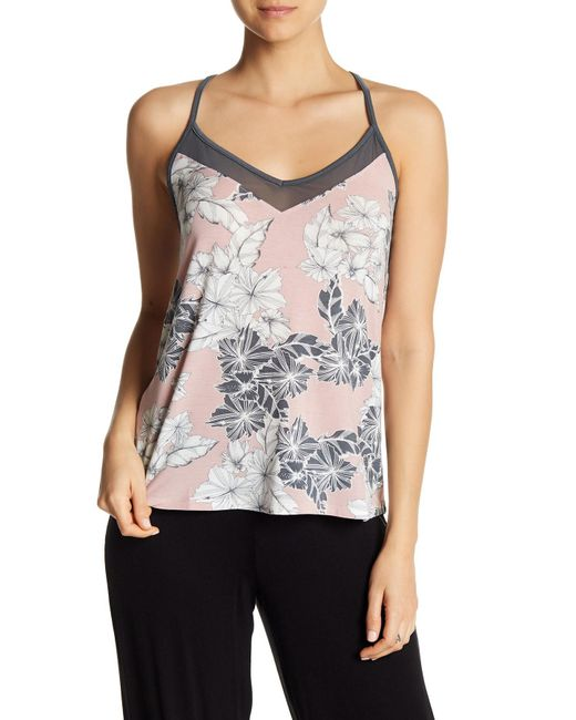 Pj Salvage - Multicolor Chasing Dreams Floral Cami - Lyst
