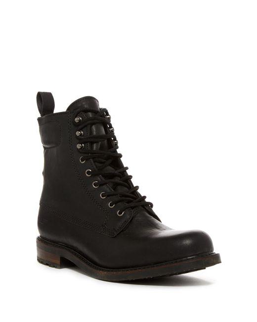 Rag & Bone - Black Officer Boot Ii for Men - Lyst