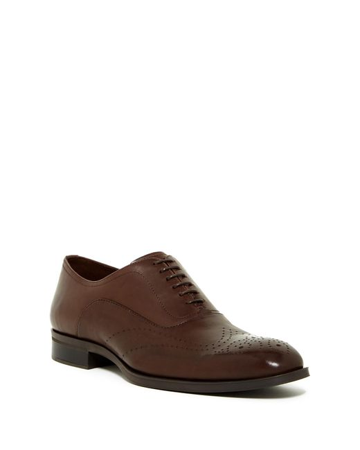 Donald J Pliner | Brown Sven Oxford for Men | Lyst