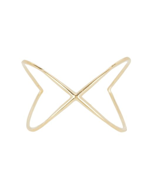 Elizabeth and James - Multicolor Windrose Crisscross Cuff - Lyst