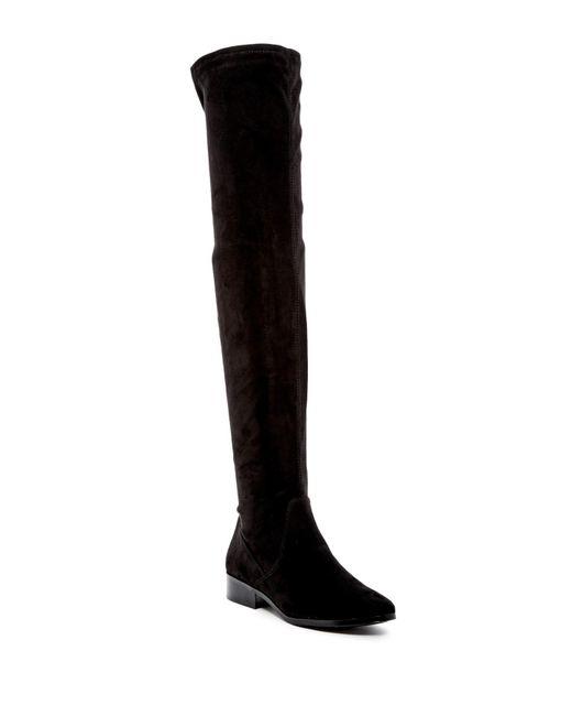 ALDO | Black Thaodda Over-the-knee Boot | Lyst