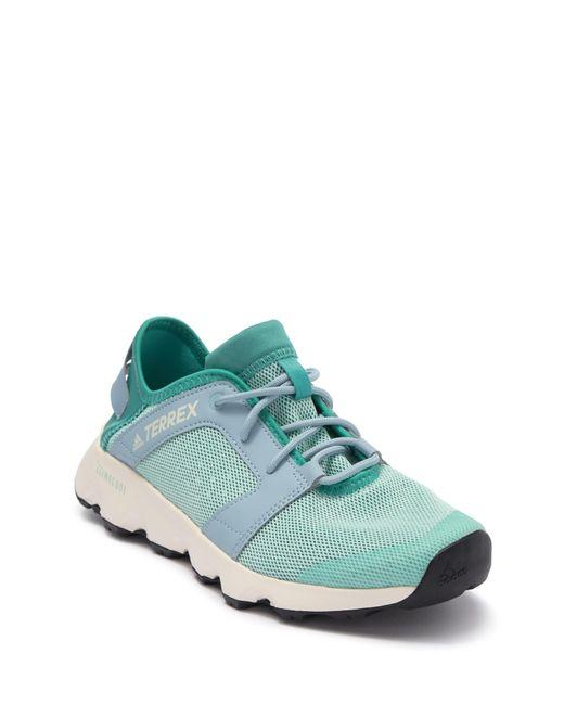 reputable site 520a0 e577c Women's Green Terrex Cc Voyager Sleek Hiking Shoe