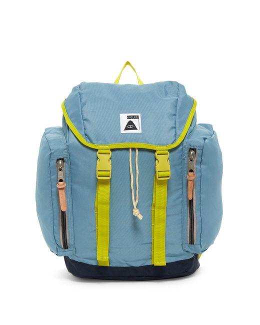 Poler Stuff   Blue Rucksack for Men   Lyst