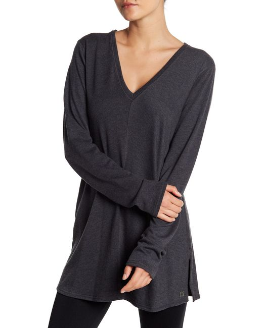 Natori - Multicolor Oversized Pajama Shirt - Lyst