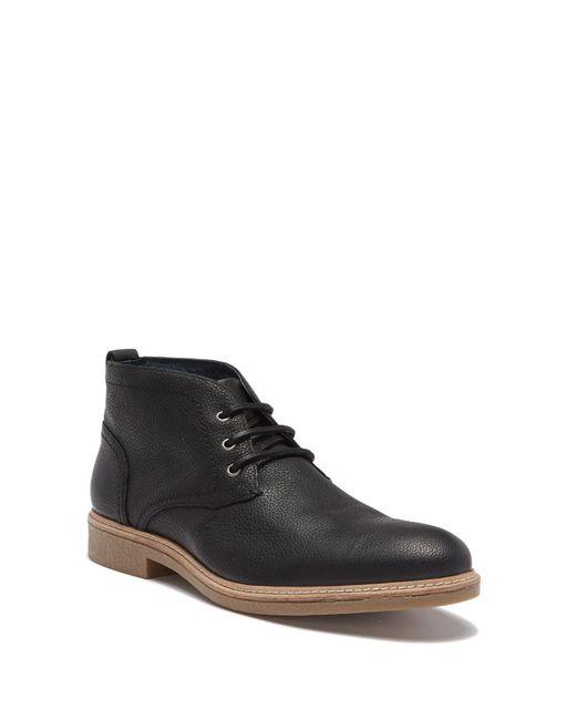 Gordon Rush - Black Hayes Leather Chukka Boot for Men - Lyst
