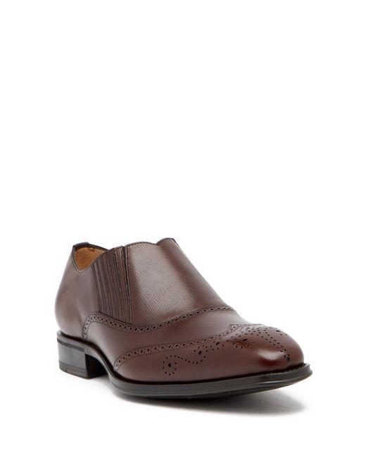 Mezlan - Brown Rioja Wingtip Loafer for Men - Lyst