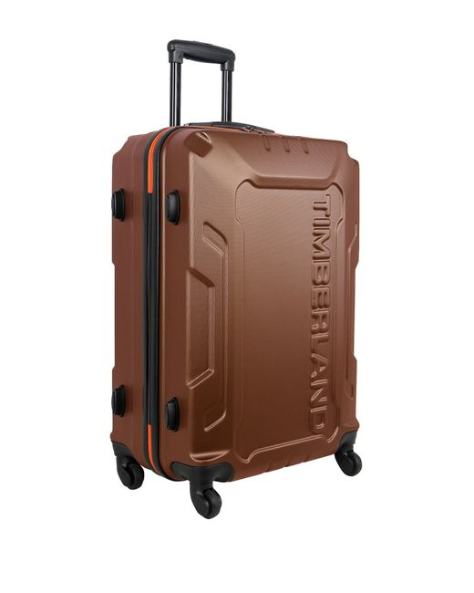 Timberland Boscawen 25 Quot Hardside Spinner Suitcase In Brown